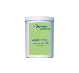 Spitzner Massagecreme soft 1 Liter