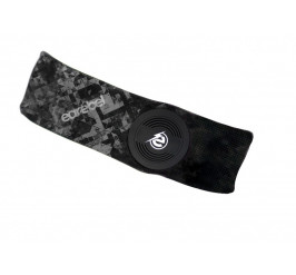 earebel Performance Light Headband camo-grey