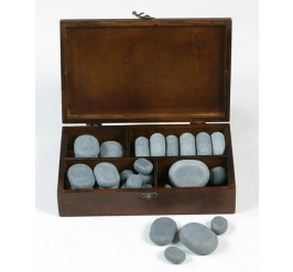 Hot Stone Set 36-teilig