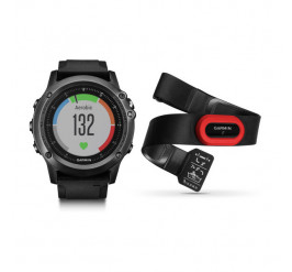 Garmin Fenix® 3 Saphir HR Performer-Bundle