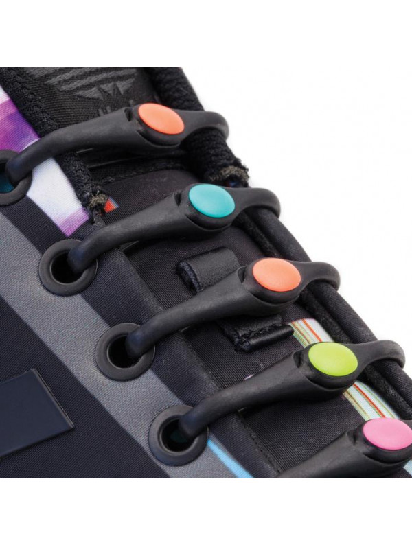 Hickies Black + Multicolor