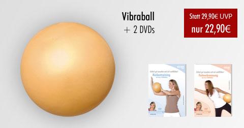 Vibraball + 2 DVDs