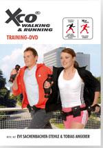 XCO Walking & Running Training DVD mit Evi Sach...